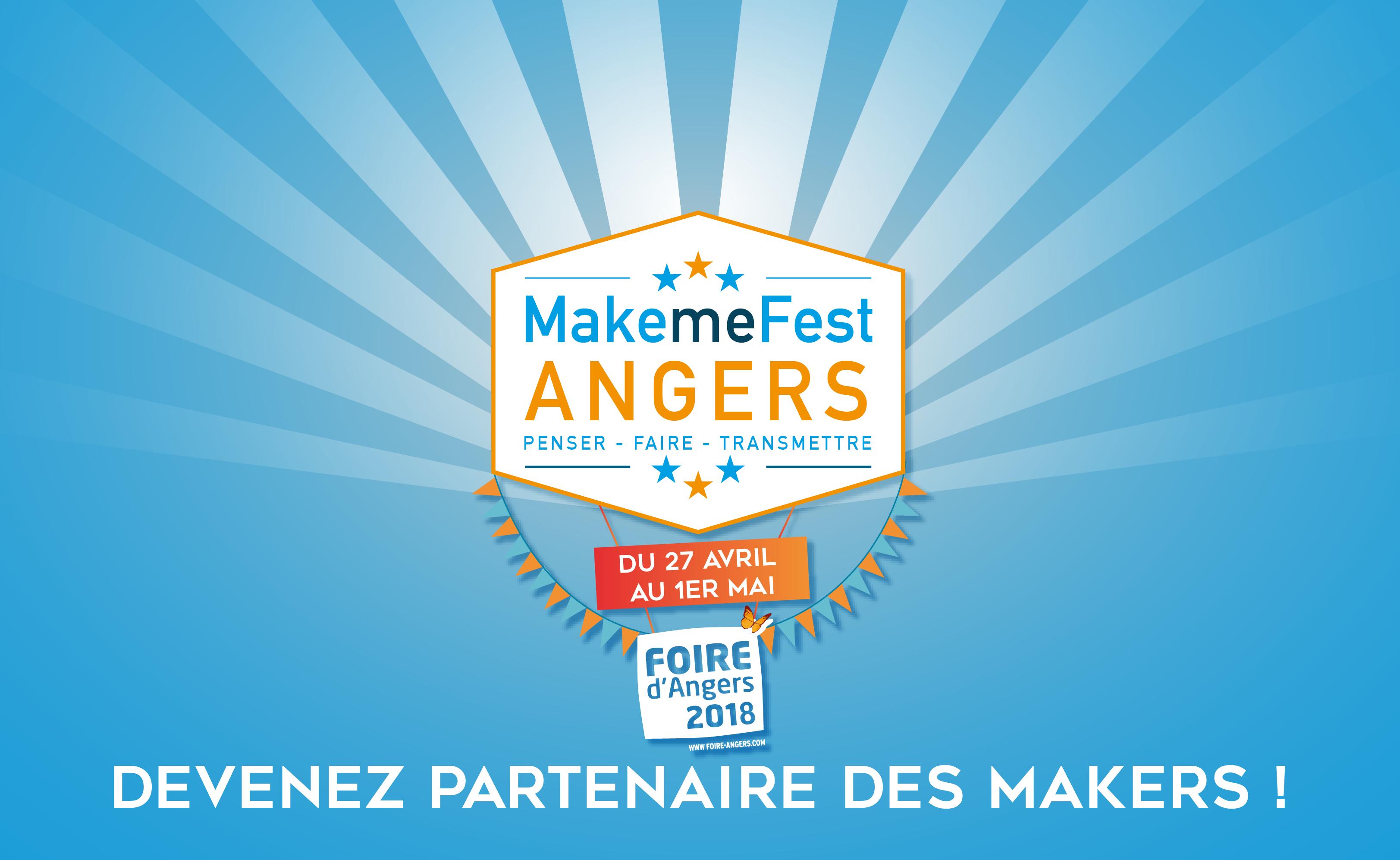 Devenez partenaire des Makers !