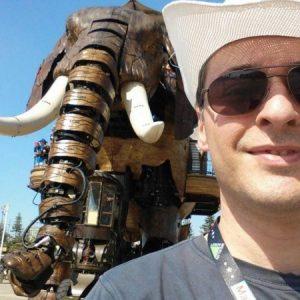 Illustration du profil de Maker Fred
