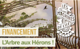 Makers soutenez l'Arbre aux Hérons !