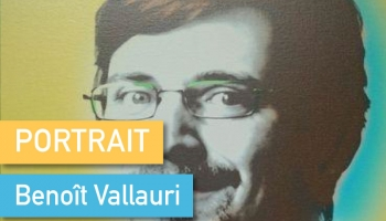 Portrait de Makers #64 > Benoît Vallauri