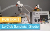 Portrait de Makers #59 > Le Club Sandwich Studio