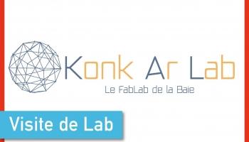 Konk ar Lab, le Fab Lab de la Baie