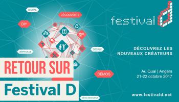 Retour sur la 1ère édition du Festival D en terre angevine !