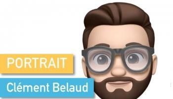 Portrait de Makers #65 > Clément Belaud