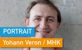 Portrait de Makers #29 > Yohann Véron de MHK