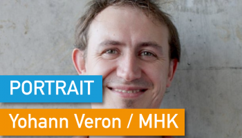 Portrait de Makers #29 > Yohann Véron de MHK