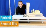 Portrait de Makers #19 > Renaud Iltis