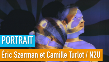 Portrait de Makers #21 > Éric Szerman & Camille Turlot