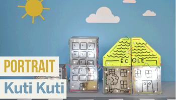Portrait de Makers #7 > Kutì Kutì
