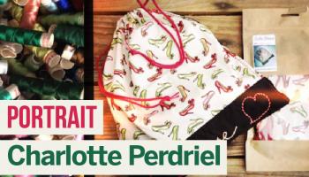 Portrait de Makers #12> Charlotte Perdriel