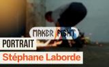 Portrait de Makers#14> Stéphane Laborde