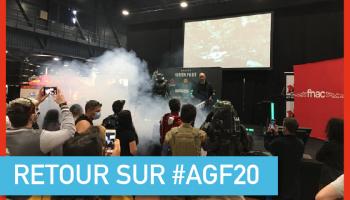 Retour sur la 1re édition de Angers Geekfest