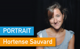 Portrait de Makers #30 > Hortense Sauvard