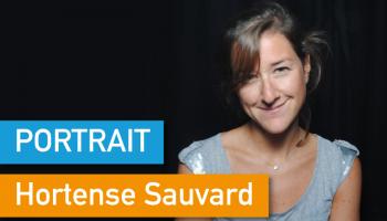 Portrait de Makers #30 > Hortense Sauvard