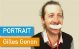 Portrait de Makers #34 > Gilles Gonon