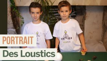 Portrait de Makers #6 > Des Loustics