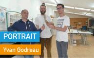 Portrait de Makers #39 et coorganisateurs de Makeme Fest Cholet >Yvan Godreau et Vincent Dupré