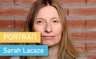 Portrait de Makers #48 > Sarah Lacaze