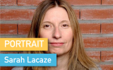 Portrait de Makers #48 > Sarah Lacaze