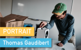 Portrait de Makers #53 > Thomas Gaudibert