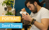 Portrait de Makers #58 > David Truong